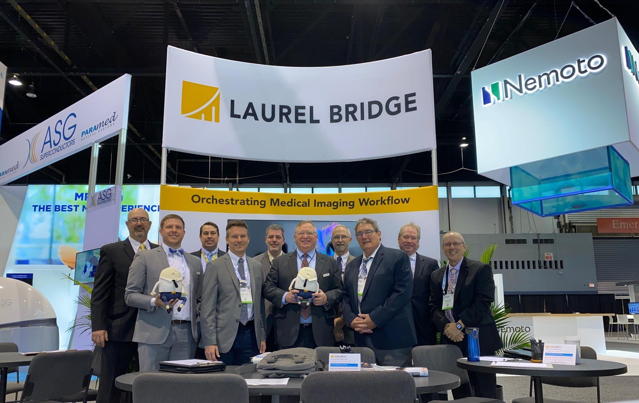 Laurel Bridge Kicks Off RSNA 2019