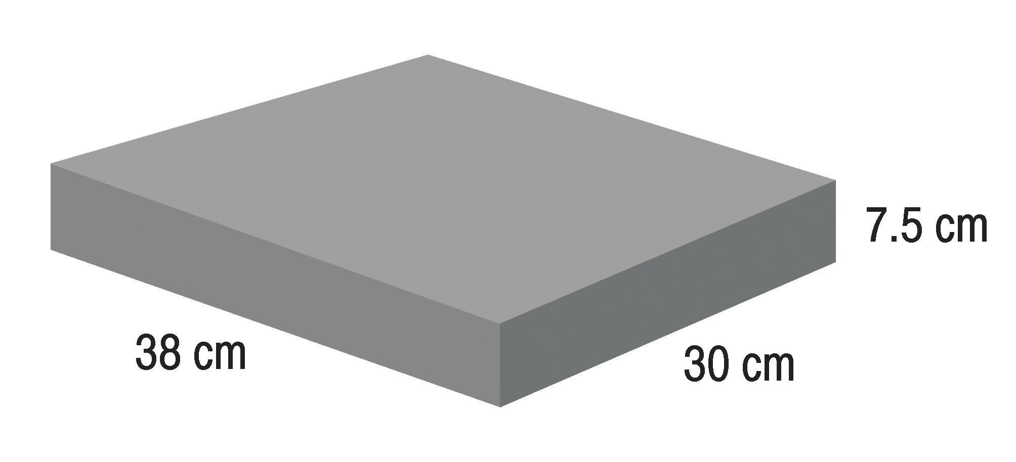IS-FM-SRN-BLK-303807(5)  Block Large  Raw