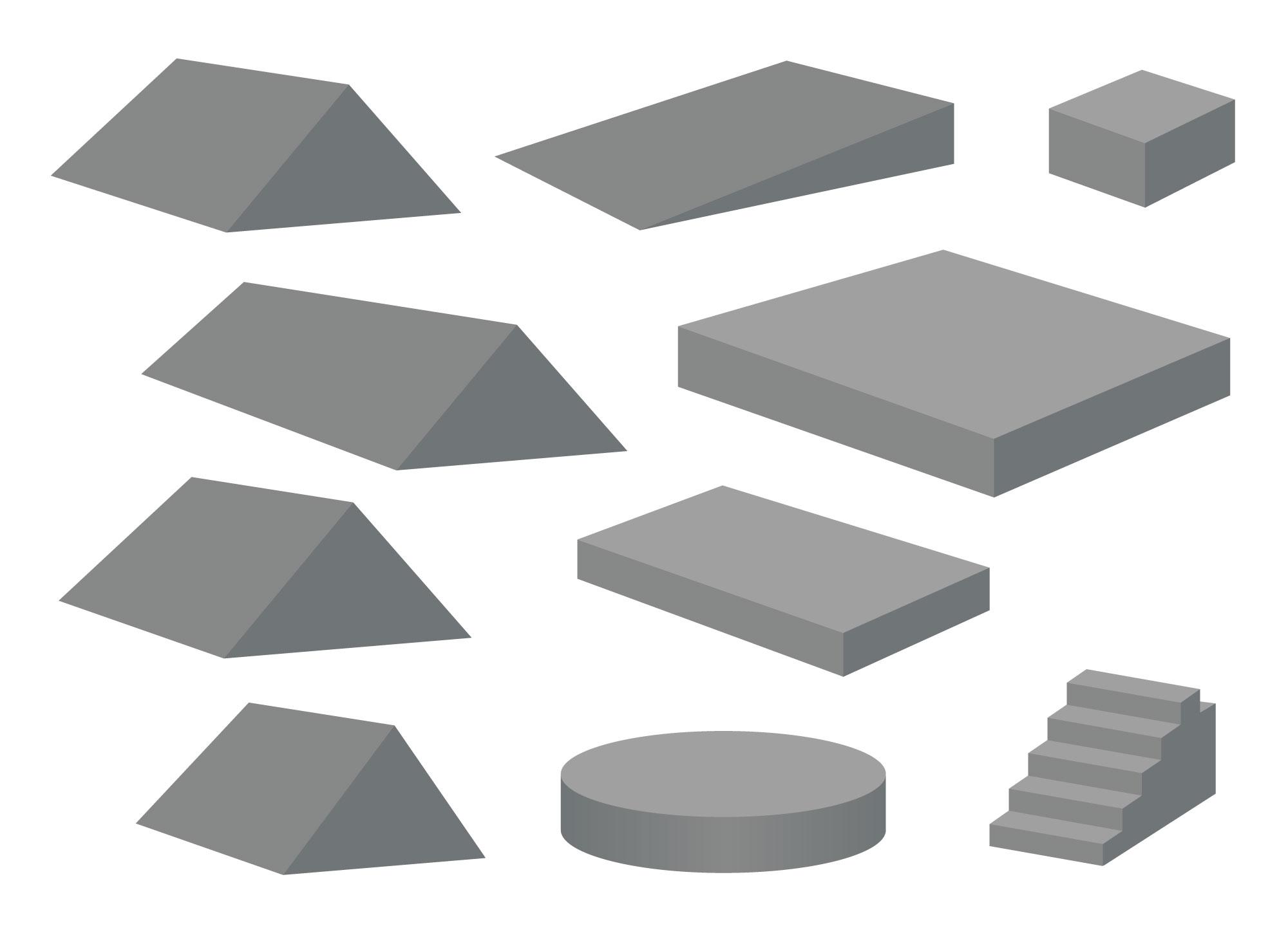 IS-FM-SRN-KIT-A  Foam Kit A  Raw