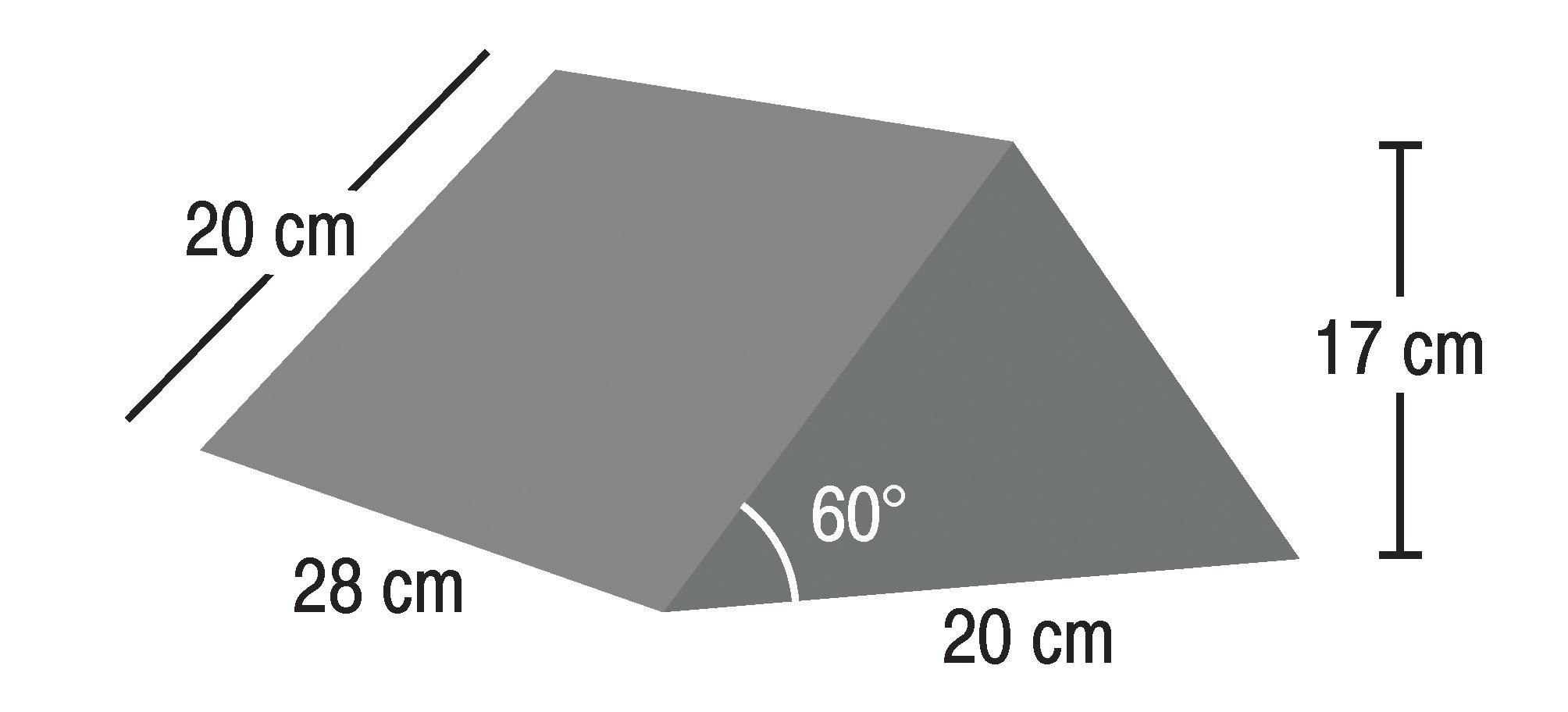 IS-FM-SRN-W60-202820  60° Wedge  Raw