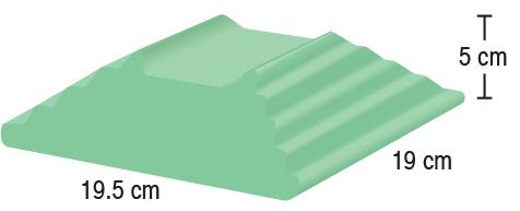 TA-YCAC  Bilateral Child Finger Block  19.5 x 19 x 5 cm  Stealth
