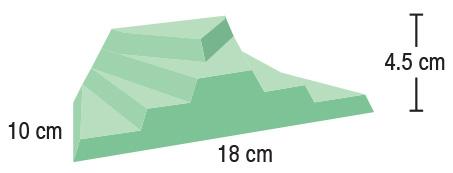 TA-YCAE  Lateral Child Finger Block  10 x 18 x 4.5 cm  Stealth