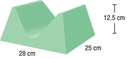 TA-YCAN  Child Head Holder  28 x 25 x 12.5 cm  Stealth