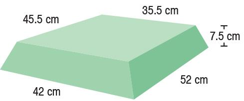 TA-YCBN  Rectangle  42 / 35.5 x 52 / 45.5 x 7.5 cm  Stealth