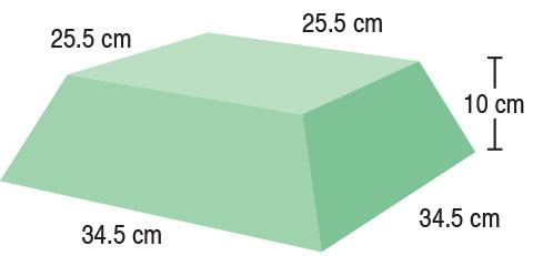 TA-YCBO  Rectangle  34.5 / 25.5 x 34.5 / 25.5 x 10 cm  Stealth