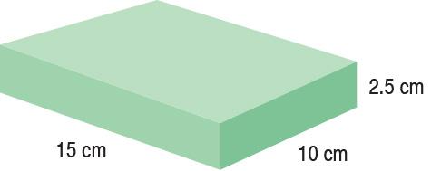 TA-YCBR  Rectangle  15 x 10 x 2.5 cm  Standard
