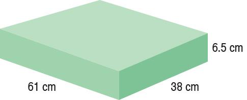 TA-YCEM  Rectangle  61 x 38 x 6.5 cm  Standard